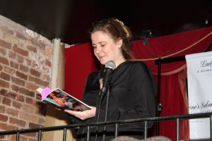 Reading April 2015, Lady Jane's Salon picture courtesy of Kimberly Rocha